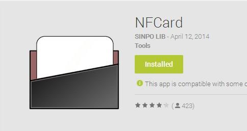 nfcard